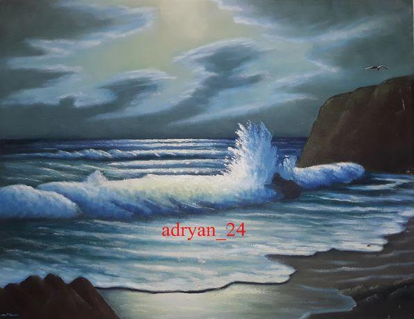 Tablou (pictură pe pânză) - F931