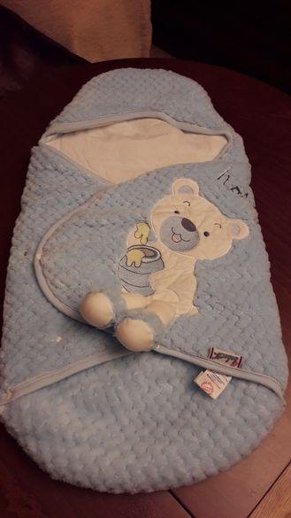 Бебешко одеало