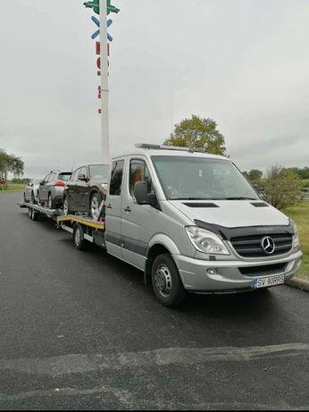 Transport auto România Italia