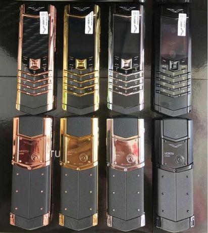 Телефон Верту в металлическом корпусе, аналог Vertu