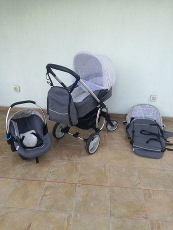 Бебешка количка Hauck Malibu XL