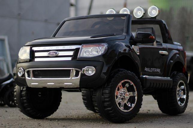 Masinuta electrica pentru 2 Copii Ford Ranger F150 2x4 NOUA #Negru