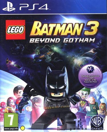 LEGO Batman 3 - Beyond Gotham/ PS4 / Игра / Нова / Playstation4 / TV