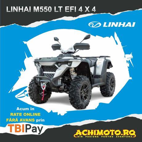 ATV Linhai M550 LT EFI 4 X 4 ' 20 5649 euro