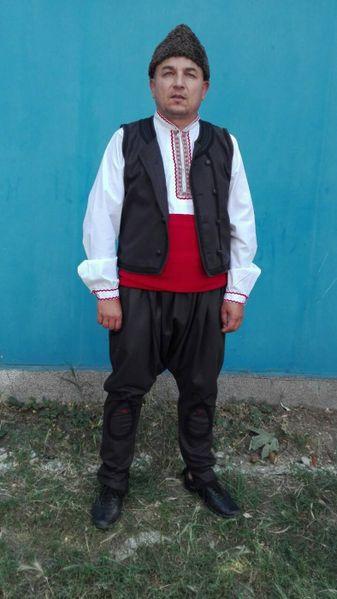 Родопска мъжка носия-125 лв гр. Пазарджик - image 1