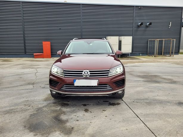 Volkswagen Touareg Executive  2017  suspensie pneumatica
