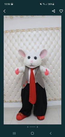Продам ростовые куклы Пинка Пай и Стюарт Литтл мышь очень хорошом сост