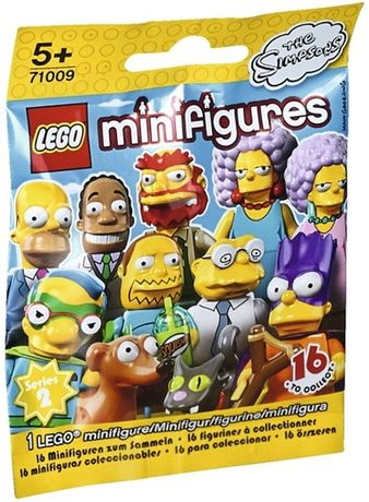 Sigilat LEGO THE SIMPSONS Minifigurine  71009
