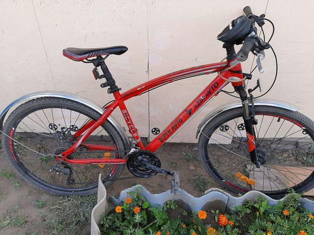 Велосипед скооостной