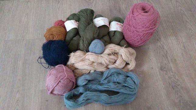 Lâna pentru tricotat
