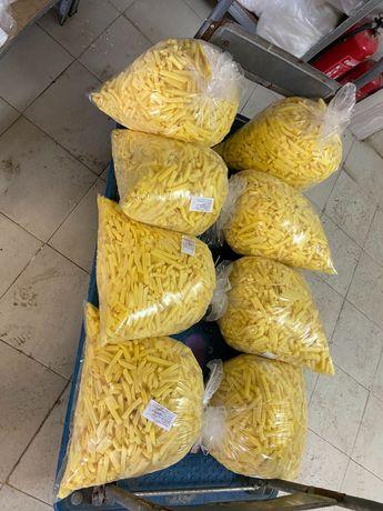 Продаваме белени и нарезани картофи