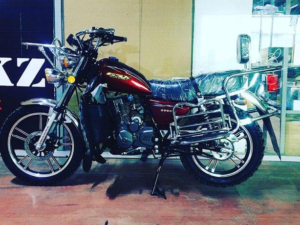GSX suzuki 200куб Мотоцикл