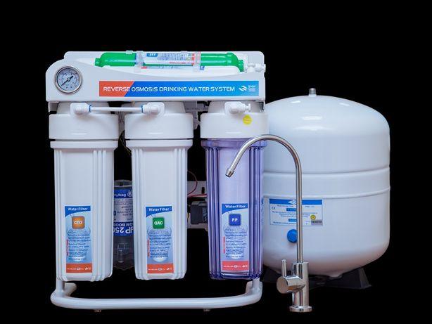 Продается фильтр akvavit пятиступенчатая система очистки.минерализация