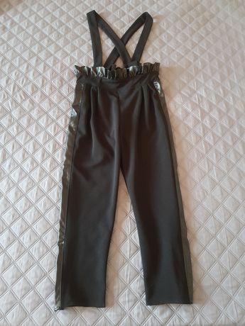 Pantaloni cu bretele/salopetă Original Marines 6-7 ani