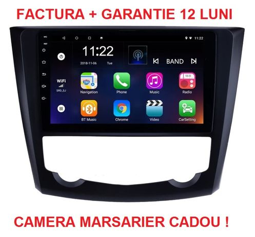 "Navigatie Renault Kadjar , Android , Display 9 "" , Noua , Garantie 2GB"