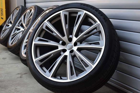 Audi SQ8 оригинални джанти 23 цола,