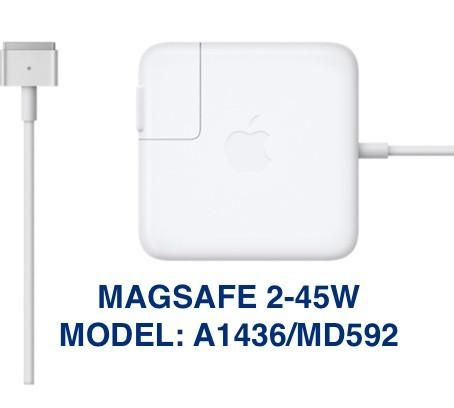 Incarcator MacBook Air Magsafe 2 - 45w - A1466 A1465 14.85V 3.05A -NOU