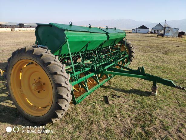 Сеялка зерновая для пшеницы и ячменя