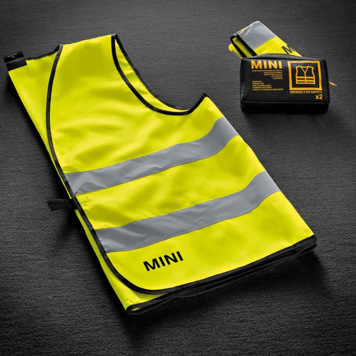 Veste reflectorizante noi originale Mini Cooper ( 82262288694 ) Timisoara - imagine 1