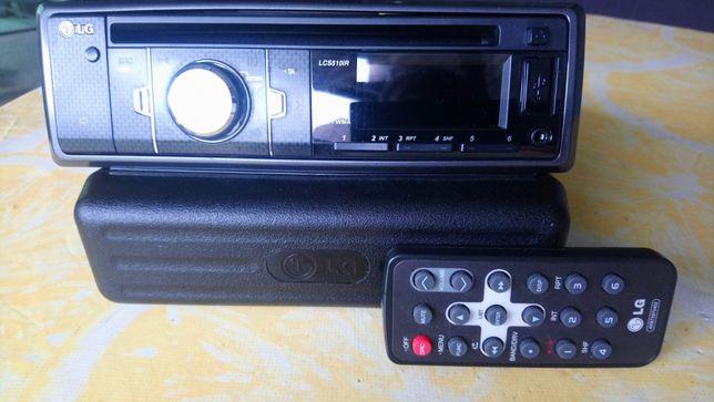 Radio cd mp3 usb lg lcs 510 ir