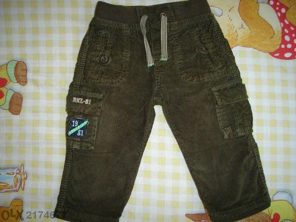 детски джинси - пролет/есен/зима - 9-12м./80см./