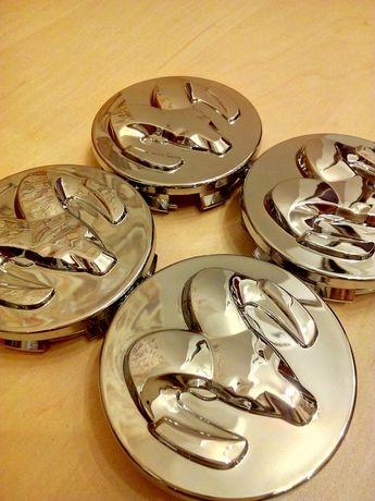 DODGE - Set 4 capace pentru jante aliaj