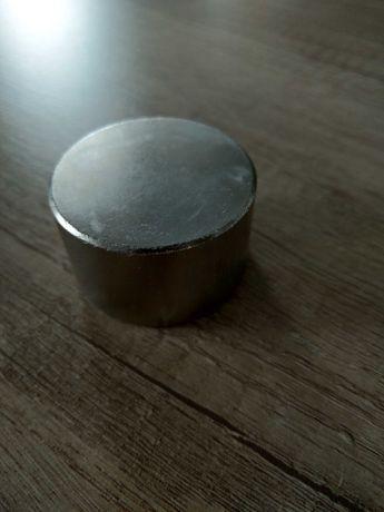Неодимов магнит /кръгъл/, 5 см.х 3 см