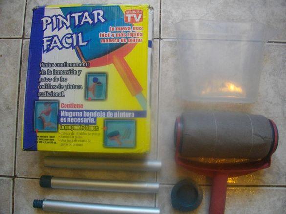 Pintar Facil-Система за Боядисване-Валяк/Мече-Удължителни Дръжки-800мм