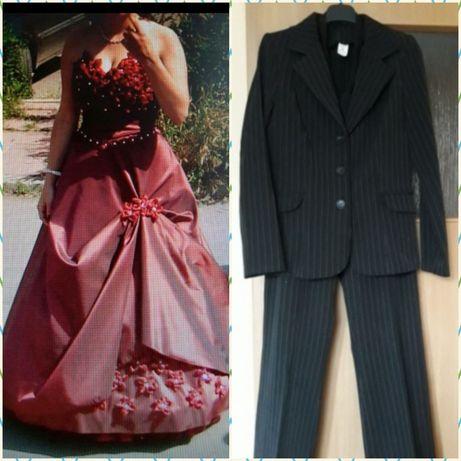 Абитуриентска / бална / официална рокля и костюм