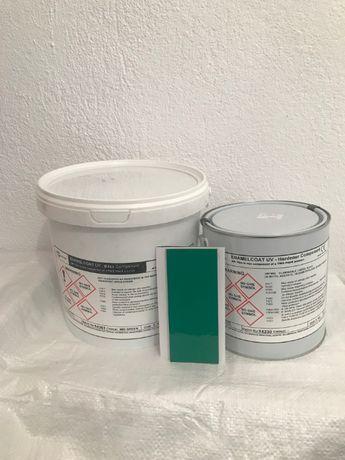 Епоксидно покритие за подове и стени Enamelcoat UV