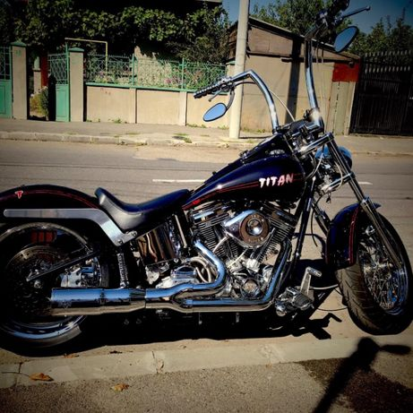 Titan Roadrunner 2000 Harley Davidson PRET FIX