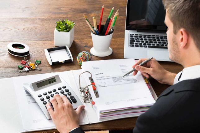 Бугалтерские услуги. Обслуживание ТОО и ИП в Алматы и в Области