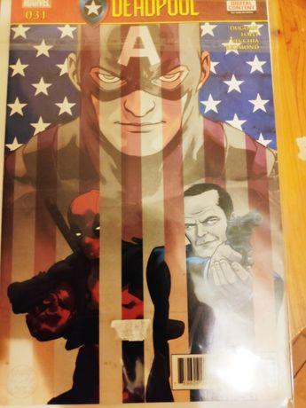 Комикс Deadpool, брой 31