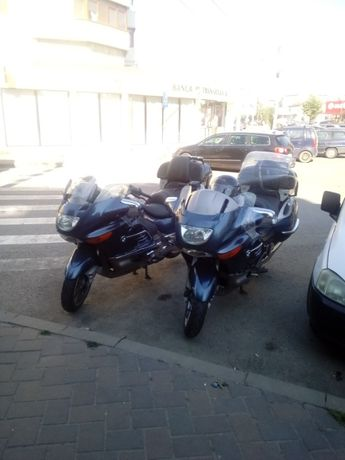 vand/schimb 2 BMW K1200LT,facelift,2005,touring,full option,cric elect
