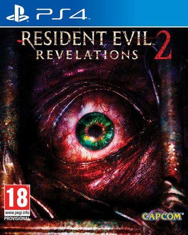 Resident Evil: Revelations 2 / PS4 / Игра / Нова / Playstation4 / TV