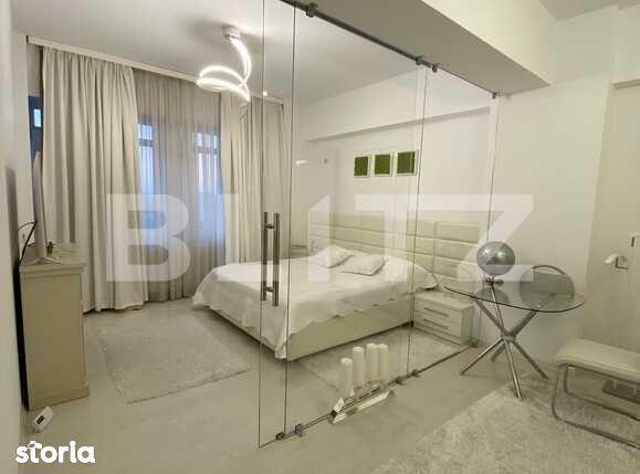 Apartament 2 camere, 57 mp, finisaje de top, mobilat si utilat lux