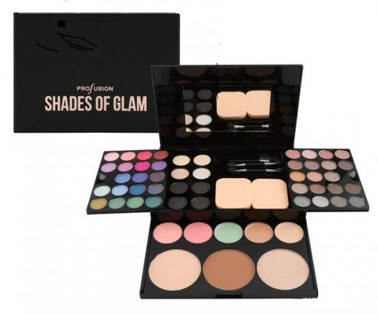 Комплект гримове палитра shades of glam profusion