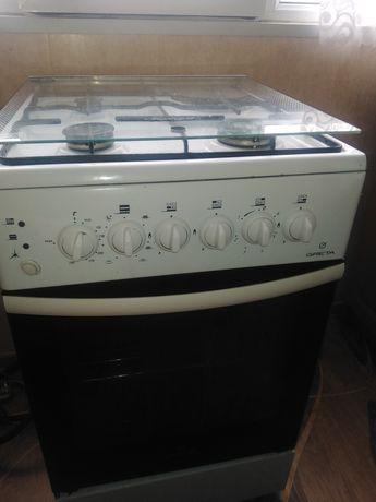 Продам плиту комбинированную газ+электро