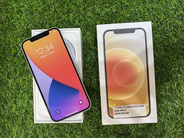 Iphone 12.128gb white. 99%
