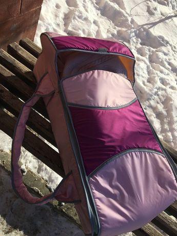 Люлька сумка переноска для малыша
