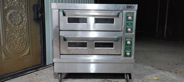 Пекарный ( пицца ) печь электрическая