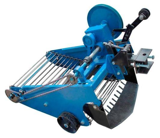 Картофовадачка за мини-трактор или мотоблок