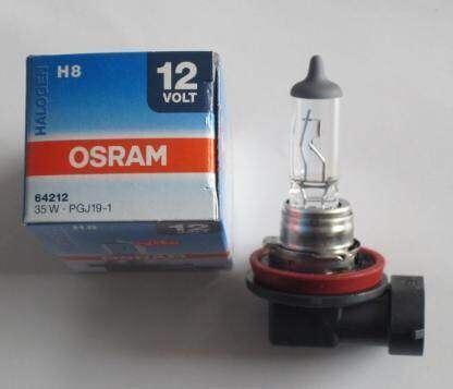 Халогенна Крушка Osram H8 Original 12V, 35W,