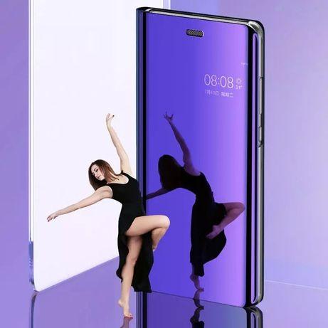 CLEAR VIEW Oгледален кейс калъф Huawei NOVA 5T Y 7 6s 5 P SMART Z 2019