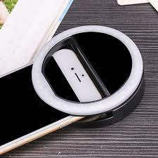 Кольцевая лампа для сотового телефона