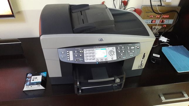 HP Officejet 7410 All-in-one, Letter/Legal Size, Printer, Scanner, Cop