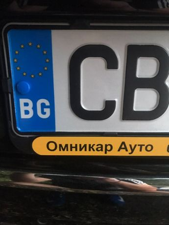 Винтове/Болтове+Капачки/Тапи за регистрационни номера!