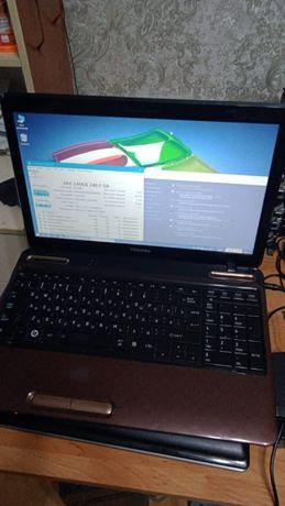Игровой Toshiba/Core i7/GT525m 2Gb/SSD240/8Gb в Алматы.