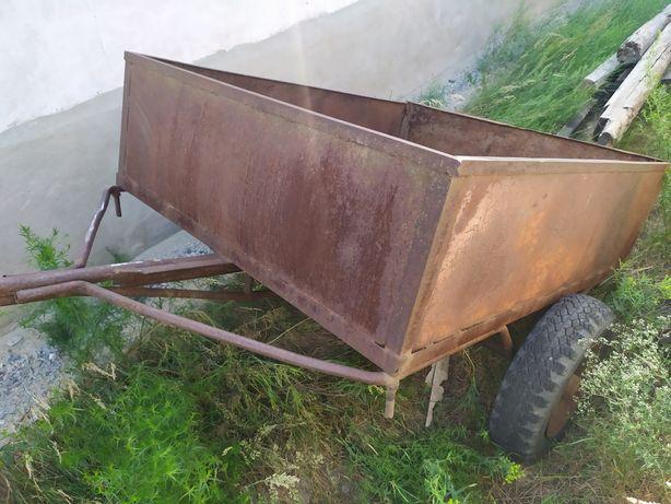 Прицеп железный для перевозки скот а именно барашек)))