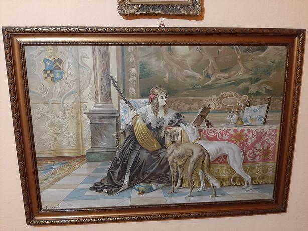 Tablou Luigi Crossio